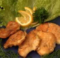 Как готовить кляр для рыбы рецепт