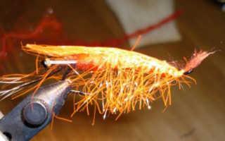 Вязание мушек для начинающих