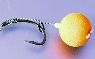 Как ловить на волосяную оснастку