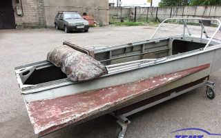Казанка лодка фото