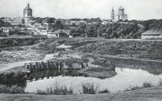 Елец река