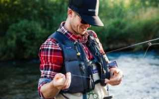 Жилет для рыбалки