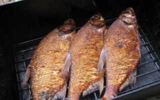 Время копчения рыбы