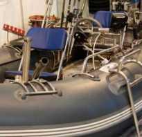 Апгрейд лодки пвх