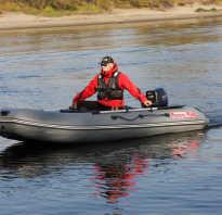 Выбор лодки пвх под мотор
