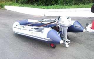 Колеса для перевозки лодок пвх