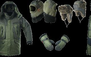 Водонепроницаемая одежда для рыбалки