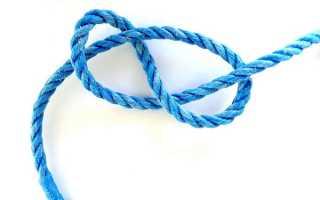 Как привязать кольцо к леске
