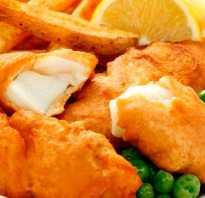 Вкусный кляр для рыбы рецепт с фото