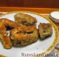 Жареная щука на сковороде рецепт