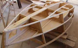 Как сделать самодельную лодку