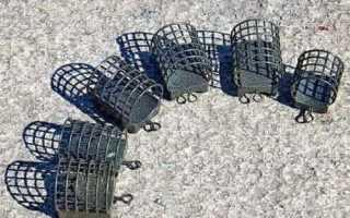 Виды кормушек для рыбалки