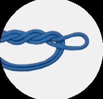 Вязание узлов на леске