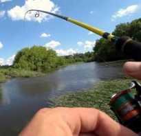 Как ловить рыбу на спиннинг для начинающих